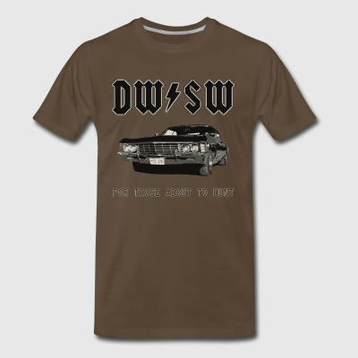 DW SW Supernatural - Men's Premium T-Shirt