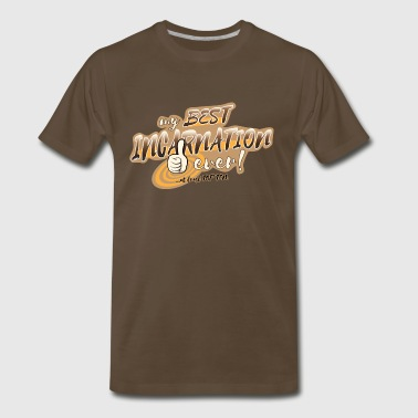 my BEST INCARNATION ever! - Men's Premium T-Shirt
