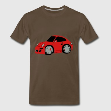 German Sportcar - Men's Premium T-Shirt