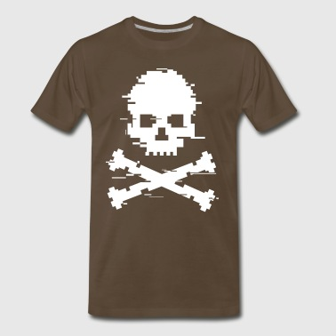 Game over 8bit - Men's Premium T-Shirt