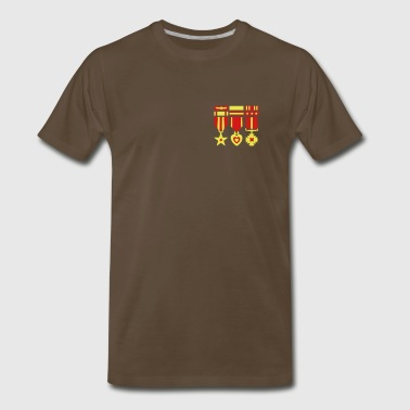 Medals - Men's Premium T-Shirt