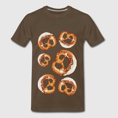 Pretzels - Men's Premium T-Shirt