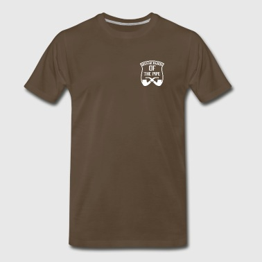 Brotherhood Shield - Men's Premium T-Shirt