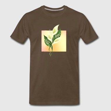 Calla Lillies - Men's Premium T-Shirt