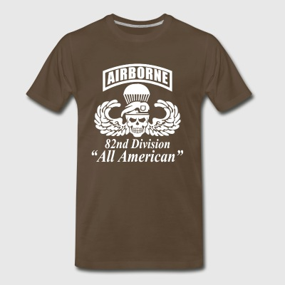 US Army 82nd Airborne - Men's Premium T-Shirt