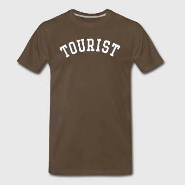 tourist - Men's Premium T-Shirt