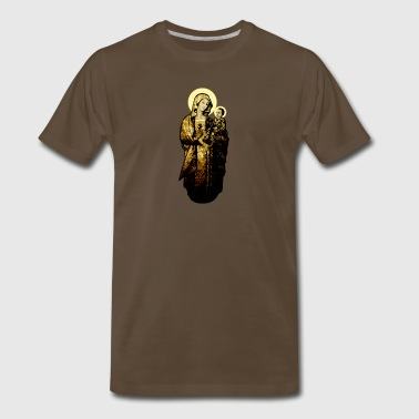 Our Virgin Mother (and Son) - Men's Premium T-Shirt