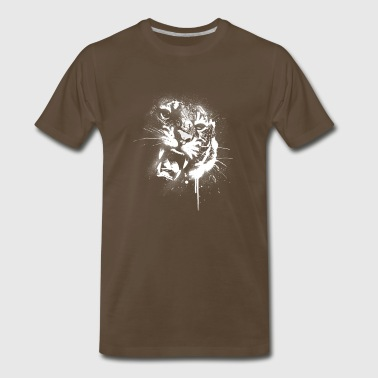 White Tiger, White Tiger Shirt - Men's Premium T-Shirt