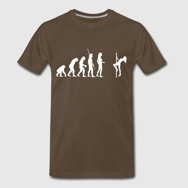 Evolution Tabledance - Men's Premium T-Shirt