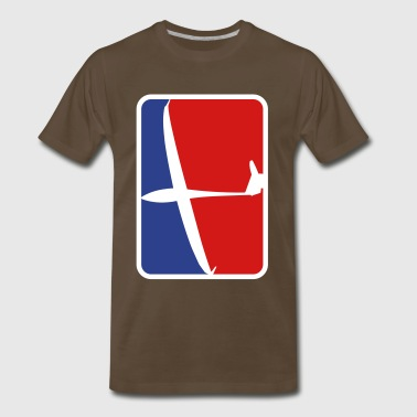 nba glider pilot - Men's Premium T-Shirt
