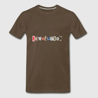 Revolution & love - Men's Premium T-Shirt
