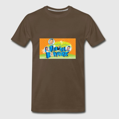 BUBBLE LOGO - Men's Premium T-Shirt