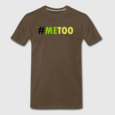 MeToo:Australia - Men's Premium T-Shirt