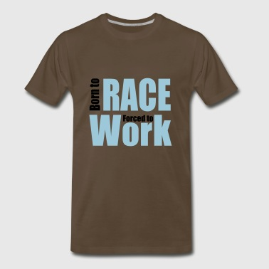 2541614 13192229 race - Men's Premium T-Shirt