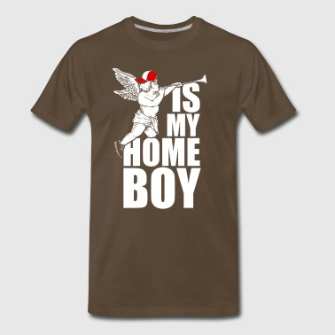 CUPID HOMEBOY - Men's Premium T-Shirt