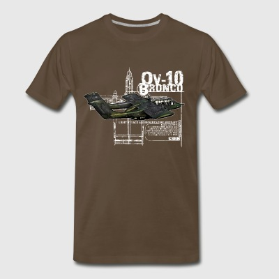 OV-10 Bronco - Men's Premium T-Shirt