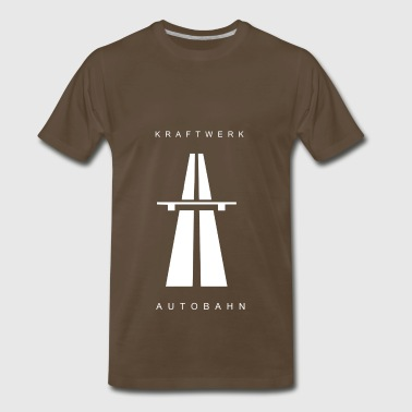 Road - Men's Premium T-Shirt