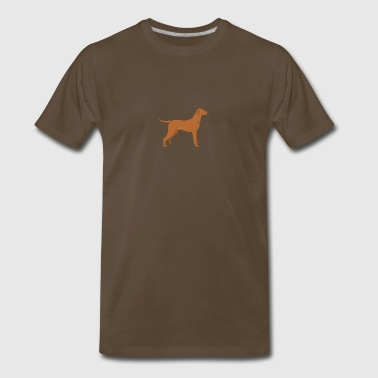 Vizsla - Men's Premium T-Shirt