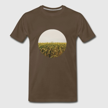 Grainfield and nothing else - Men's Premium T-Shirt