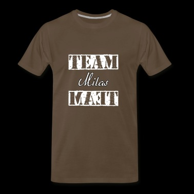 Team Milas - Men's Premium T-Shirt