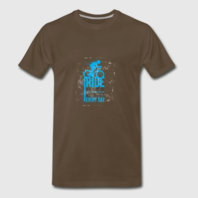 GIFT - RECUMBENT BIKE - Men's Premium T-Shirt