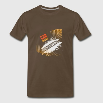 GIFT - CAR DRIVING - Men's Premium T-Shirt