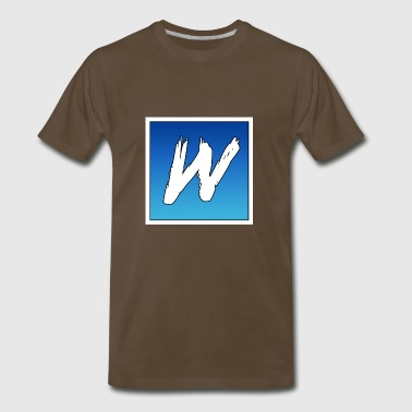 The Letter W - Men's Premium T-Shirt