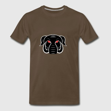 bad Elephant - Men's Premium T-Shirt