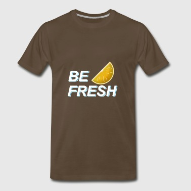 Lemon Be Fresh - Men's Premium T-Shirt