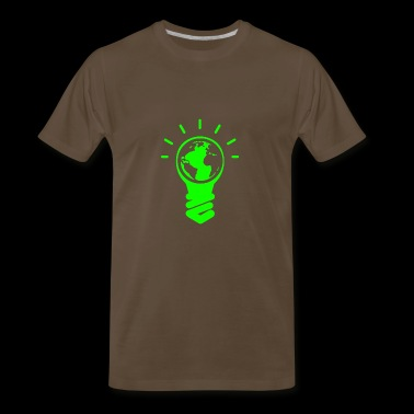 Eco Friendly Earth - Men's Premium T-Shirt