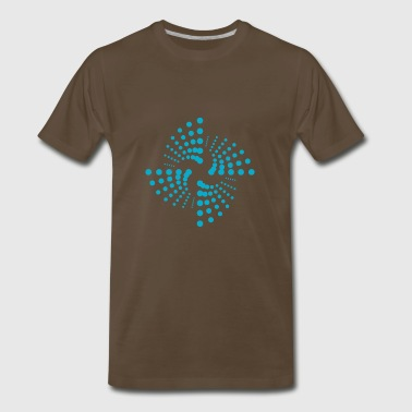 Abstract Concept - Men's Premium T-Shirt