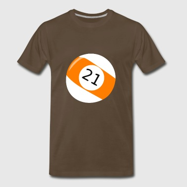Twenty One - Men's Premium T-Shirt