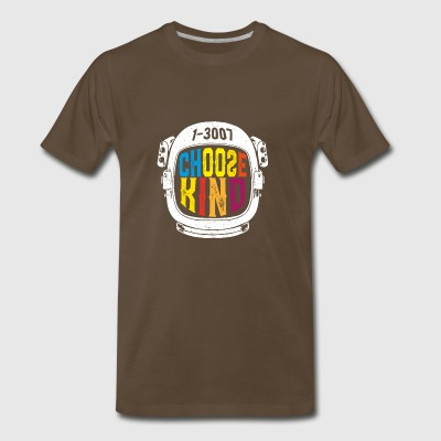 Teachers Choose Kind Anti-Bullying T-Shirts - Men's Premium T-Shirt