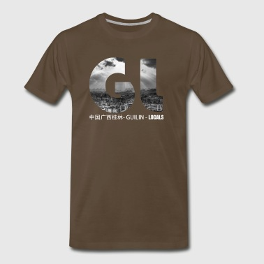 GUILIN - Locals - Men's Premium T-Shirt