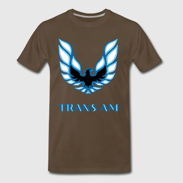 TRANS AM EMBLEM - Men's Premium T-Shirt