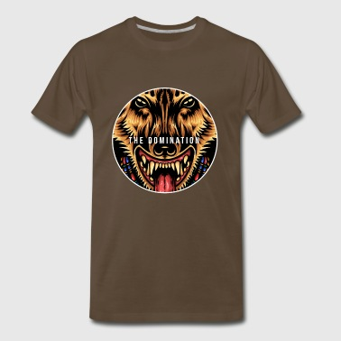 The Domination - Men's Premium T-Shirt