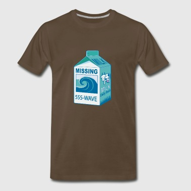 Missing wave - Men's Premium T-Shirt