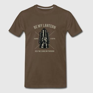 Be My Lantern My Hope My Faith Limited Edition - Men's Premium T-Shirt