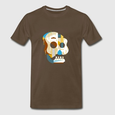 Cubism is Dead - Men's Premium T-Shirt