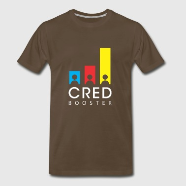 Cred Booster - Men's Premium T-Shirt