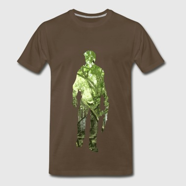 Army Man - Men's Premium T-Shirt