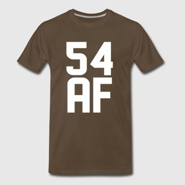 54 AF Years Old - Men's Premium T-Shirt
