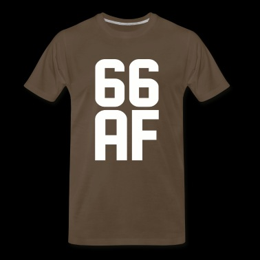 66 AF Years Old - Men's Premium T-Shirt
