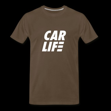 Car life - Men's Premium T-Shirt