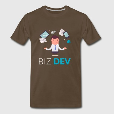 Biz Dev Business Development - Men's Premium T-Shirt