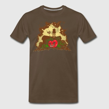 killer tomatoe - Men's Premium T-Shirt