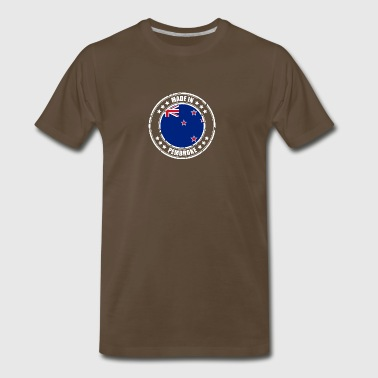 MADE IN PEMBROKE - Men's Premium T-Shirt