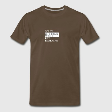Ray Donovan - Men's Premium T-Shirt