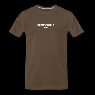 TEXAS BROWNSVILLE US EDITION - Men's Premium T-Shirt