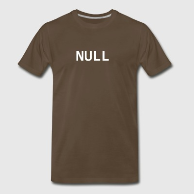 Null pointer (C) - Men's Premium T-Shirt
